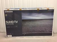 """Samsung 49"""" curved 4k SUHD smart led tv ue49ks7500"""