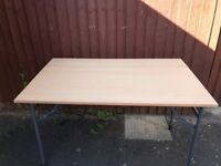 Compact & Sturdy Folding Table