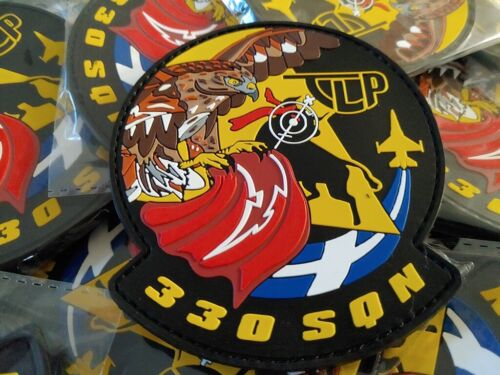 HELLENIC AIR FORCE 330 SQN - TLP 2020 - 3D PVC PATCH