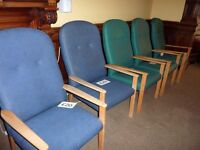 ALL CHAIRS REDUCED - EVERYTHING MUST GO - FROM £5.00 - UPLIFT ONLY