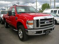 2008 Ford F-250 FX4
