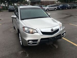 2010 Acura RDX Tech Pkg, Low kms, Loaded; Leather, Roof, Navi, B London Ontario image 7