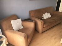 Sofas - must go today CHEAP!!!!