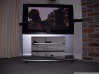 Panasonic 37 inch Viera Plasma Television.