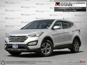 2013 Hyundai Santa Fe 2.4 Luxury AWD
