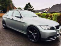 BMW 320I E90 - audi a4 vw golf passat mercedes c200 ford insignia saab honda nissan leon m3 st gti