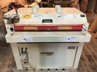 Axminster Twin Roller Drum Sander
