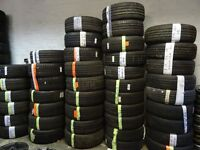 SELECTION OF NEW & ALMOST NEW VAN & 4X4 TYRES - MOST SIZES AVAIL - TXT SIZE FOR PRICE & AV SUN 5PM