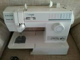 Singer Sewing Machine. Tempo 50.