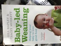 Baby Led Weaning Book (BLW)