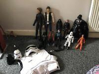 Star Wars toy Bundle