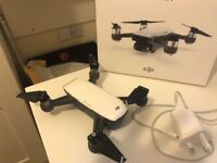 DJI SPARK DRONE MINT CONDITION WITH BOX