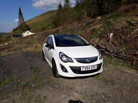 Vauxhall Corsa LTD Edition for sale