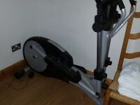 Cross trainer... Bremshey orbit Control .. used but good condition.