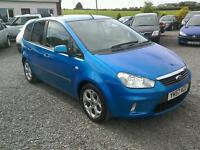 07 Ford Cmax Zetec 5 door Moted 27/12/2016 ( can be viewed inside anytime)