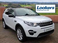 Land Rover Discovery Sport TD4 SE TECH (white) 2016-09-26