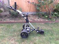 Power Bug Electric Golf Trolley