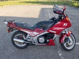 One of a Kind Yamaha FJ1200 For Sale