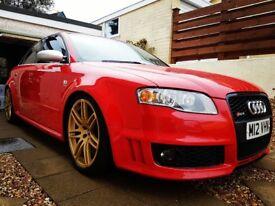Audi RS4 B7 FSH! 60K