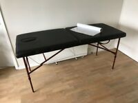 Aluminium Physiotherapy Massage Couch