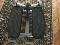 Portable step machine