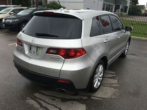 2010 Acura RDX Tech Pkg, Low kms, Loaded; Leather, Roof, Navi, B London Ontario image 5