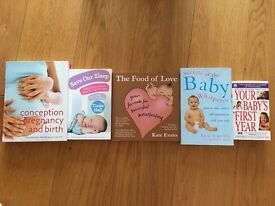 Baby whisperer + other preg/baby books