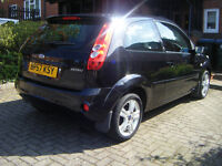 2008 Fiesta 1.4 Zetec, 38k only. Any inspection welcome, starts and runs as it should.