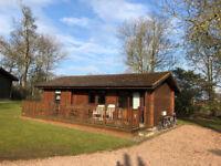Scandinavian Lodge for Sale in Pittenweem in beautiful surroundings