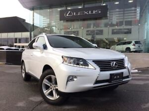 2014 Lexus RX 350 Premium Pkg AWD Backup Cam Bluetooth Sunroof