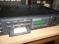 EMU ESI 4000 Turbo sampler with internal zip