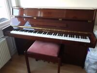 Offenbach Upright Piano with Stool