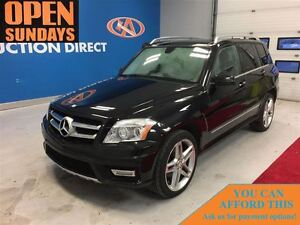 2012 Mercedes-Benz GLK-Class GLK350 AWD! SUNROOF! FINANCE NOW!