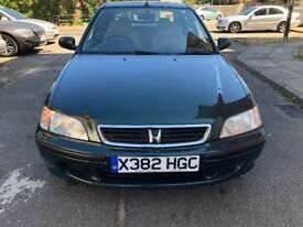 HONDA CIVIC HATCHBACK 1.6, MINT CONDITION, FULLY AUTOMATIC, 7 KEYS, VERY LOW MILEAGE, LADY OWNER
