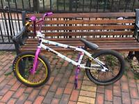 Bmx bike new condition