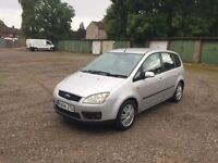 FORD FOCUS C-MAX 1.8 ZETEC * 114,000 MILES, FULL SERVICE HISTORY, FULLY LOADED*(BARGAIN)