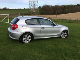 BMW 1 Series (08 Plate)