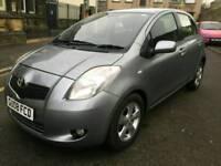 Toyota yaris 1.3 litre petrol Automatic very Low Genuine mileage Brilliant drives Bargain price
