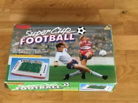 Tomy Super Cup Football.