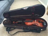 Stentor 1/2 size Violin