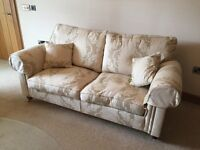 2 Matching Sofas, immaculate condition. Bought from Fultons 6 years ago