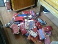 Job lot of 67 phone cases