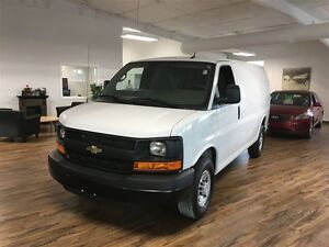 2015 Chevrolet Express 2500 1WT [no windows]