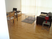 FURNISHED (1)ONE BEDROOM FLAT AT THE MILLS SALFORD
