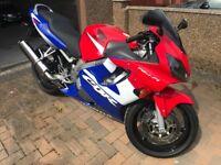 2002 Honda CBR 600f