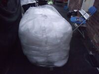 large bag of bubble wrap ideal for ebay sellers weight is 8 kilos collection only