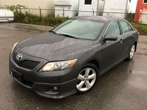 2011 Toyota Camry SE V6 LEATHER SUNROOF Oakville / Halton Region Toronto (GTA) image 9