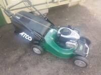 Atco self propelled lawn mower