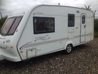 Elddis Typhoon GTX/4 berth 2003 has all mod coms PX welcome