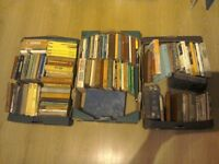 *CARBOOT* QUANTITY OF OLD BOOKS. ALL GENRES. VINTAGE